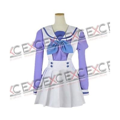 Go!プリンセスプリキュア 海藤みなみ(かいどうみなみ) ノーブル学園制服 風 コスプレ衣装