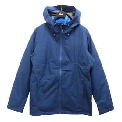 MAMMUT Convey 3 in 1 HS Hooded Jacket ハードシェルジャケット ブルー サイズ:L (茶屋町店) 201029