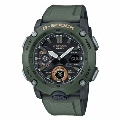 カシオ 腕時計 -NEW- Casio G-Shock Carbon Core コア Guard Watch GA2000-3A