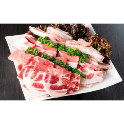 A‐142 鹿児島黒豚焼肉セット