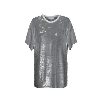 IRO ブラウス  レディースファッション  トップス  シャツ、ブラウス  長袖 グレー