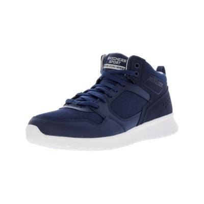 スニーカー スケッチャーズ Skechers Men's Zimsey - Warmack Ankle-High Mesh Fashion Sneaker