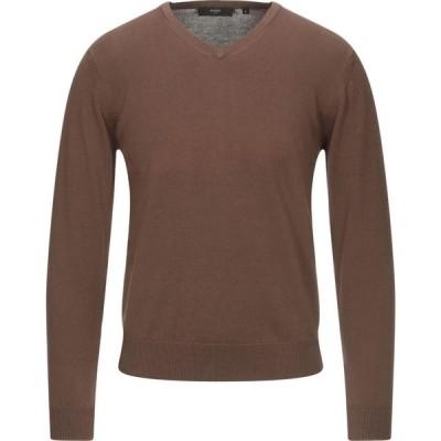 ダンディ DANDI メンズ ニット・セーター トップス sweater Brown