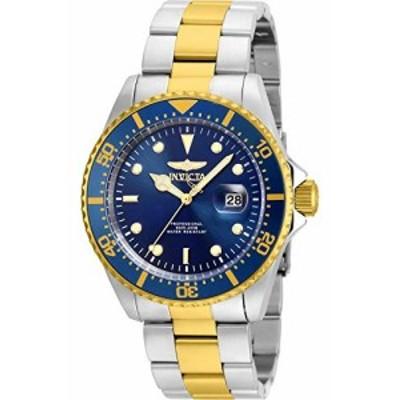 腕時計 インヴィクタ インビクタ Invicta Men's Pro Diver Quartz Watch with Stainless-Steel Strap,