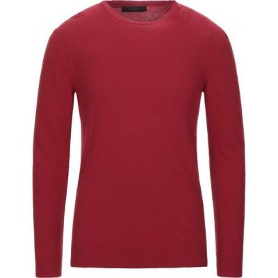 リウジョー LIU JO MAN メンズ ニット・セーター トップス Sweater Red