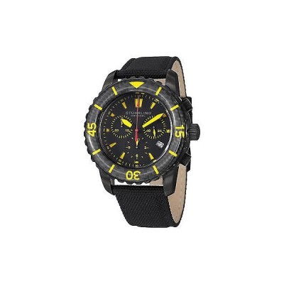 ストゥーリングオリジナル腕時計Stuhrling Original メンズ 3267.02 Felucca II スイス クォーツ ナイロン レザー 腕時計