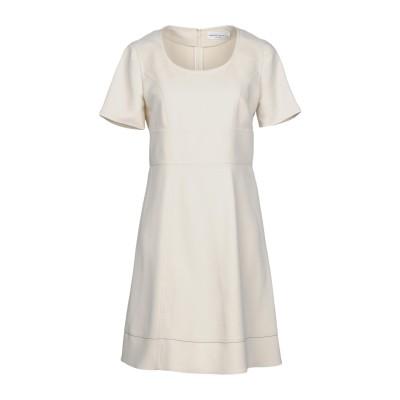 ソニア リキエル SONIA RYKIEL ミニワンピース&ドレス ベージュ 40 レーヨン 96% / ポリウレタン 4% ミニワンピース&ドレス