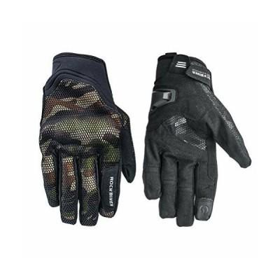 グローブ バイクグローブ プロテクター スマホ対応 オートバイク手袋 通気性 メッシュ素材 タッチパネル 柔