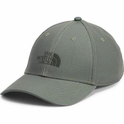 ザ ノースフェイス The North Face メンズ キャップ 帽子 Recycled 66 Classic Hat Agave Green