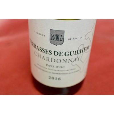 白ワイン ムーラン・ド・ガサック / テラス・ド・ギレム・シャルドネ