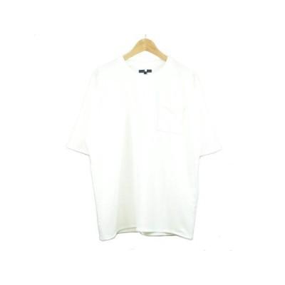 Tシャツ、カットソー半袖(柄、パターン) Tシャツ ドルマン スリーブ<ビックシルエット>