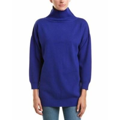 ファッション トップス Unwine Oversized Sweater Xs Blue