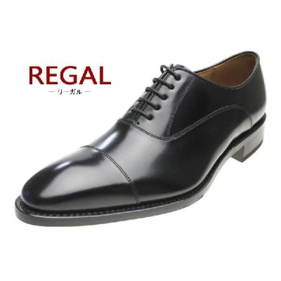 リーガル【REGAL】315RBD B(ブラック) ストレートチップ メンズビジネスシューズ 紳士靴/革靴/本革/ポインテッドトゥ/紐靴/内羽根式/冠婚葬祭/フォーマル/日本製