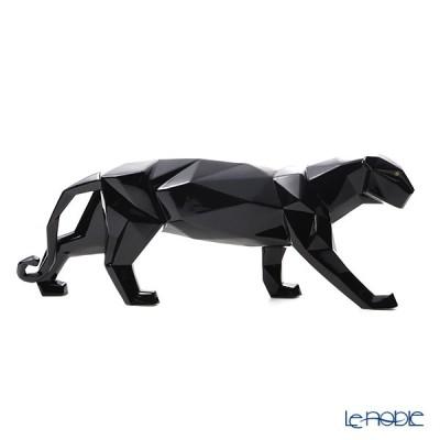 リヤドロ Origami パンサー(Glazed Black) 09496 フィギュリン