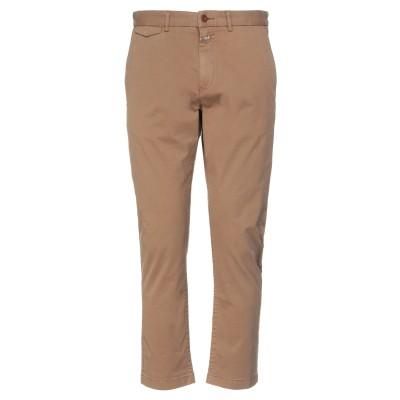 クローズド CLOSED パンツ キャメル 32 コットン 97% / ポリウレタン 3% パンツ