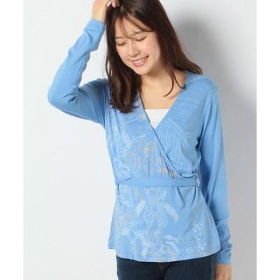 【デシグアル】Tシャツ TS_CARLA_REP