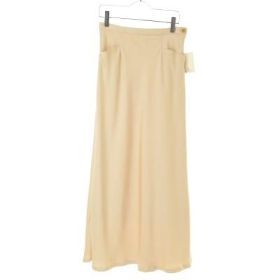 IENA SLOBE / イエナスローブ 19AW ソフトサテンマーメイドスカートマキシ スカート