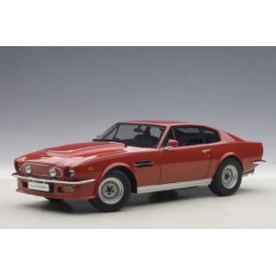 オートアート 70222 1/18 アストンマーチン V8 ヴァンテージ 1985 (レッド)