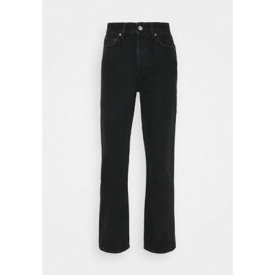 ウォンハンドレッド デニムパンツ レディース ボトムス BILLY - Straight leg jeans - dark grey