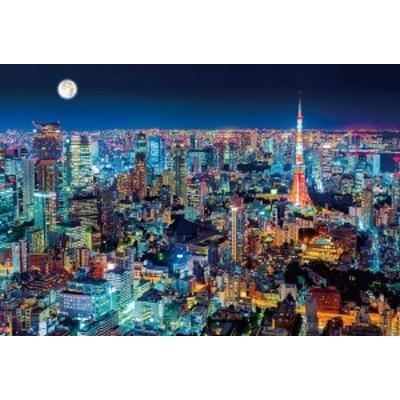 BEV-51-253 風景 東京夜景 1000ピース ジグソーパズル