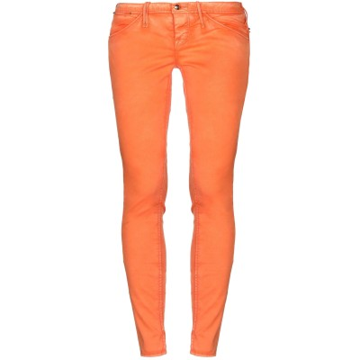 サイクル CYCLE パンツ オレンジ 30 コットン 97% / ポリウレタン 3% パンツ