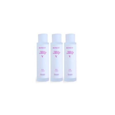 ホーネストシルキーV化粧水 80ml×3本 送料無料 乾燥しがちで荒れやすいお肌に シルク抽出液配合 ラヴィドール化粧品