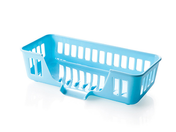 多功能廚房水槽收納籃/瀝水籃(1入)【D802000】顏色隨機出貨