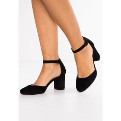 アンナフィールド レディース ヒール シューズ LEATHER - Classic heels - black black