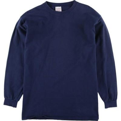 90年代 PLUMA ロングTシャツ ロンT USA製 メンズL ヴィンテージ /eaa142142