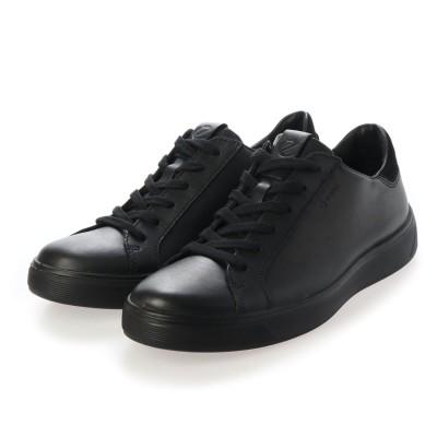 エコー ECCO ECCO STREET TRAY M Sneaker (BLACK)