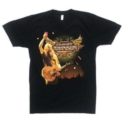 USA製 ジェイミージョンソン  プリントTシャツ サイズ表記:M