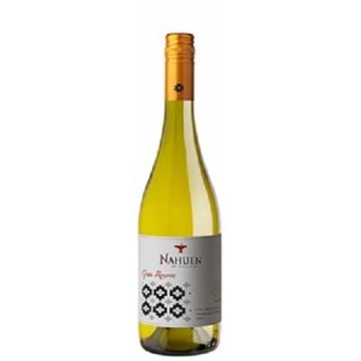 【ナウエン】グラン レゼルバ シャルドネ [2017] 750ml 白 【Nahuen】Gran Reserva Chardonnay