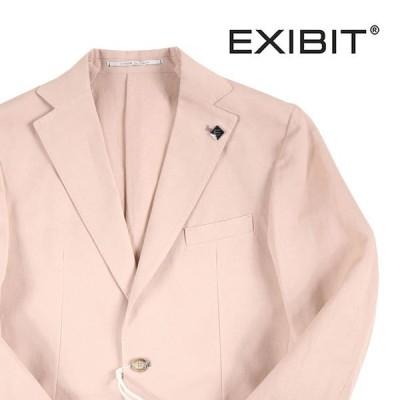 【44】 EXIBIT エグジビット ジャケット メンズ 春夏 リネン混 ピンク 並行輸入品 アウター トップス