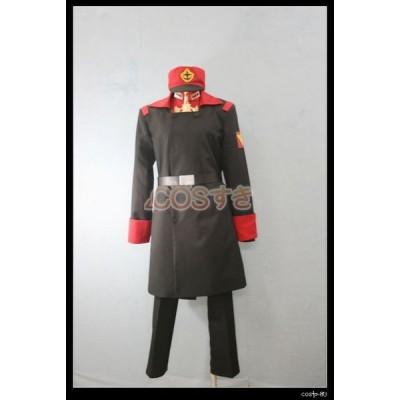 機動戦士ガンダムMOBILE SUIT GUNDAM Ζガンダム Ζ ゼータ バスク・オム Bask Om 風 コスプレ衣装 演出服  cosplay