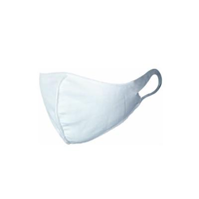 ラック産業 コットン生まれのひんやりマスク 2枚組 / 49310101 オフホワイト M【2020年8月12日15:00まで!!】
