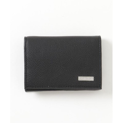 CORPUS TOKYO / 【Calvin Klein/カルバンクライン】レザーカードケース MEN 財布/小物 > カードケース