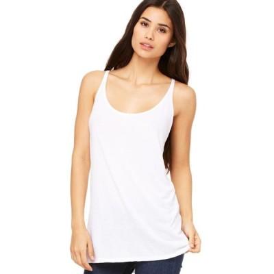 レディース 衣類 トップス Bella + Canvas Women's Flowy Long Sleeve Off Shoulder T-Shirt - B8850 ブラウス&シャツ