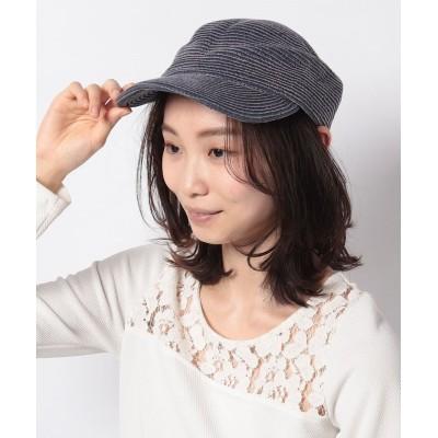 (grace/グレース)KUTARI CAP/ユニセックス ネイビー