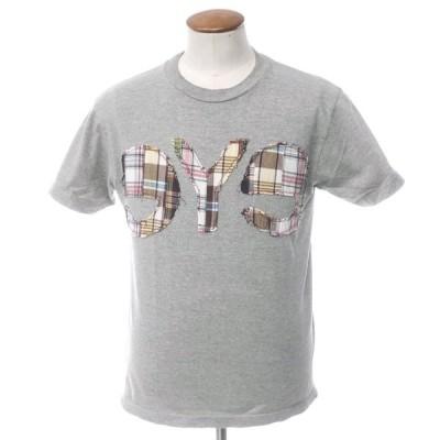 アイ ジュンヤワタナベマン eYe JUNYA WATANABE MAN コットン クルーネック 半袖Tシャツ グレー M