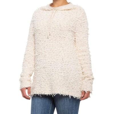 ニックアンドゾー Nic + Zoe レディース ニット・セーター トップス Snugness Sweater-Knit Shirt - Long Sleeve Almond