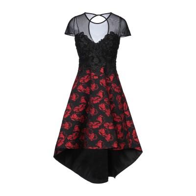 COLETTE ミニワンピース&ドレス ブラック 44 ナイロン 96% / ポリウレタン 4% ミニワンピース&ドレス