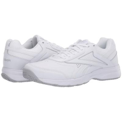 リーボック Reebok レディース スニーカー シューズ・靴 Work N Cushion 4.0 White/Cold Grey/White