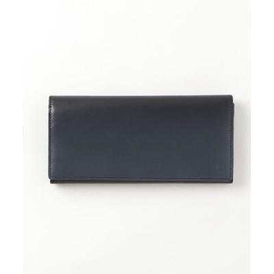 BAG MANIA / LANVIN COLLECTION(ランバン・コレクション) LEATHER GRADATION かぶせ型長財布(ランバン・コレクション) MEN 財布/小物 > 財布