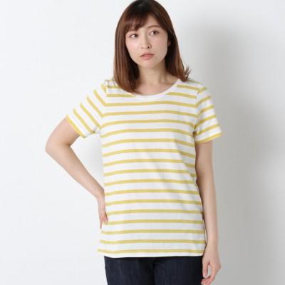 10色展開◎毎日着たい綿混半袖Tシャツ