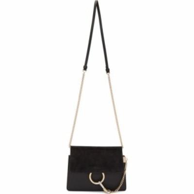 クロエ Chloe レディース ショルダーバッグ バッグ black mini faye bag Black