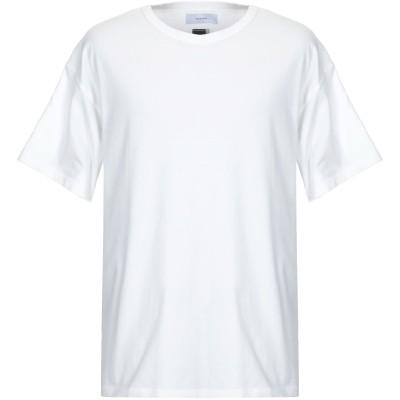 ファセッタズム FACETASM T シャツ ホワイト 00 コットン 100% / ポリエステル T シャツ