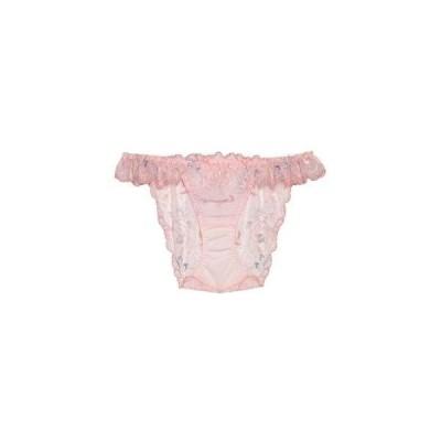ラヴィジュール RAVIJOUR フェアリーフリル 単品ショーツ (PINK(ピンク))【返品不可商品】