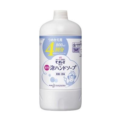 花王 ビオレu 泡ハンドソープ マイルドシトラスの香り つめかえ用 800ml 1本