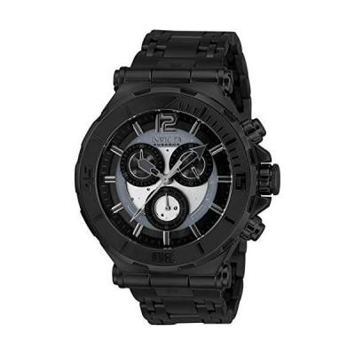 Invicta Subaqua Chronograph Quartz Black & Grey Dial Men's Watch 31345