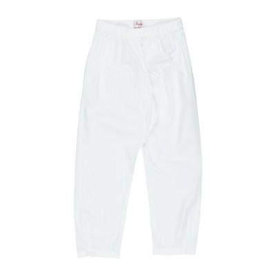 IL GUFO パンツ ホワイト 4 コットン 97% / ポリウレタン 3% パンツ